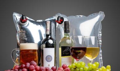 Opakowania do napojów alkoholowych